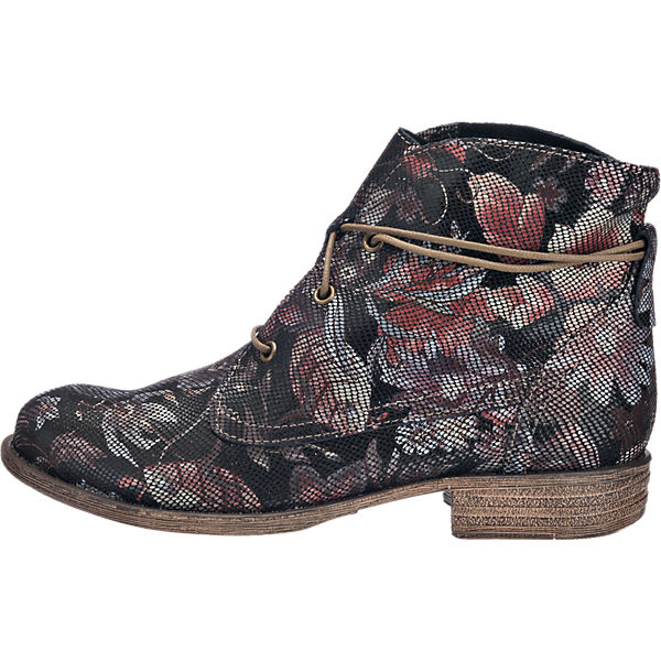 Double You Double You Stiefeletten schwarz-kombi  Gute Qualität beliebte Schuhe