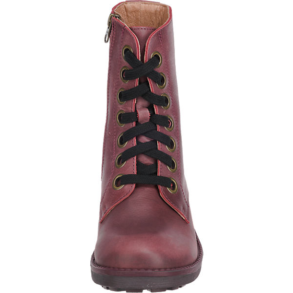 Double You rot Double Stiefeletten You RnZn6