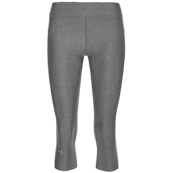 Under Armour Capri Trainingstight grau
