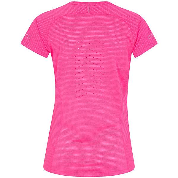 PUMA Laufshirt Speed rosa