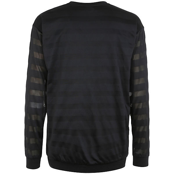 PUMA Sweatshirt Burn Out Crew schwarz