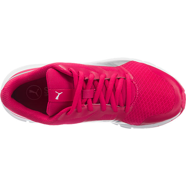 PUMA Kinder Sportschuhe Flexracer pink