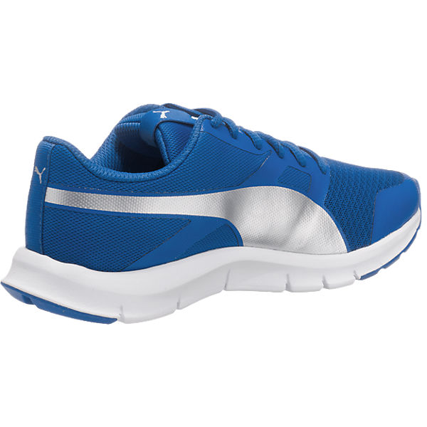 PUMA Kinder Sportschuhe Flexracer blau