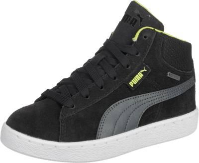 puma kinder sneaker schwarz
