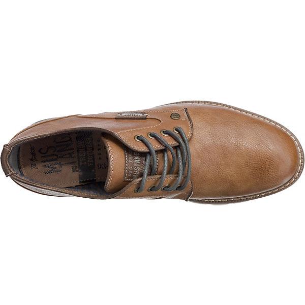 MUSTANG MUSTANG Freizeit Schuhe braun