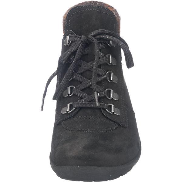 WALDLÄUFER, WALDLÄUFER Gute Holma Stiefeletten weit, mehrfarbig  Gute WALDLÄUFER Qualität beliebte Schuhe 88ac1b