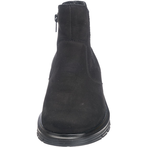 WALDLÄUFER, WALDLÄUFER Hydeia Gute Stiefeletten weit, schwarz  Gute Hydeia Qualität beliebte Schuhe 1c54d7