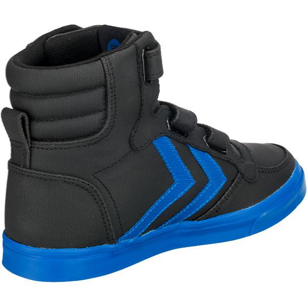 hummel Sneakers high STADIL TONAL für Jungen schwarz