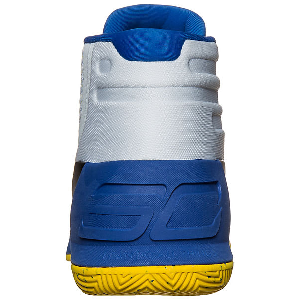 Armour Under Curry 3 kombi Armour blau Under Basketballschuh Herren TBnFawqx
