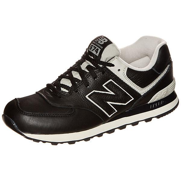 ML574 schwarz new D New Balance Sneaker LUC balance qc0Up4tw