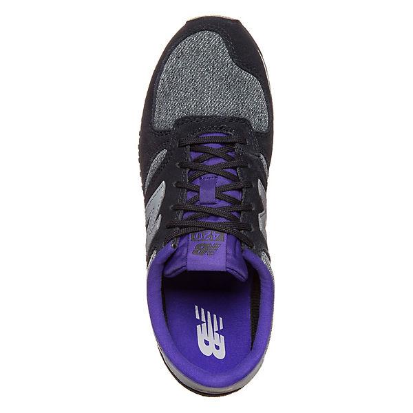 new balance, Damen, New Balance WL420-LPC-B Sneaker Damen, balance, schwarz-kombi  Gute Qualität beliebte Schuhe 02253a