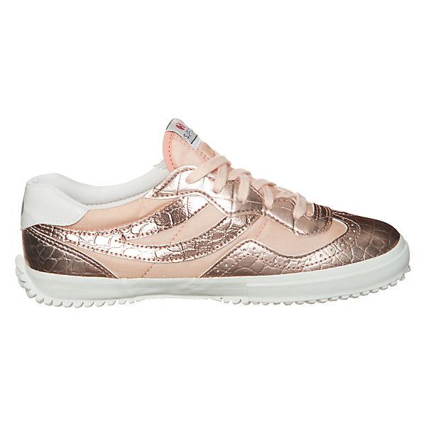 Superga® Superga 2832 Metcrow Sneaker braun-kombi