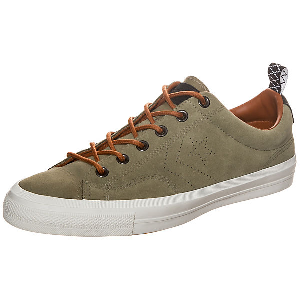 Converse Star Player Premium Suede OX Sneaker