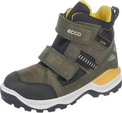 ecco Kinder Winterstiefel GORE TEX schwarz mirapodo Schuhe