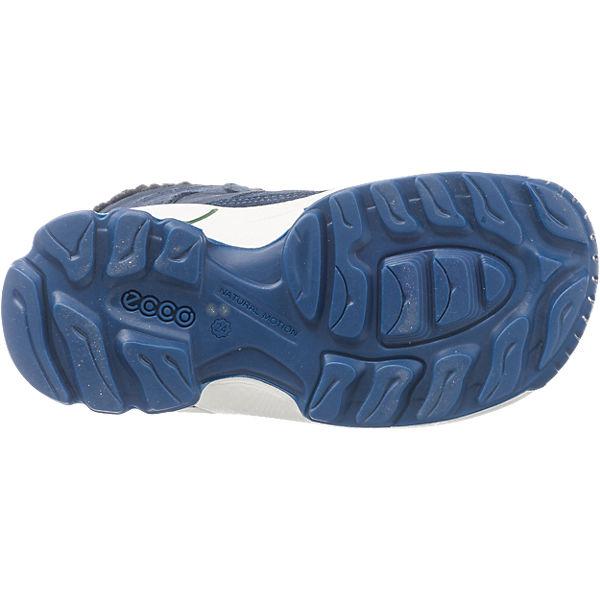 ecco Winterstiefel Bion Hike, GORE-TEX, für Jungen blau