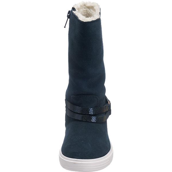 ecco Winterstiefel GORE-TEX für Mädchen blau