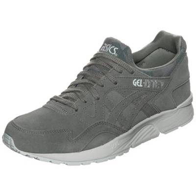 asics sneaker männer grau