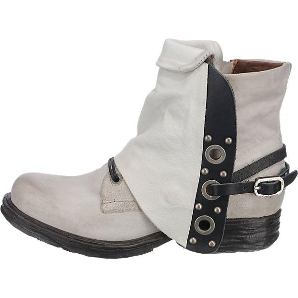 A.S.98 A.S.98 SAINTEC Stiefeletten weiß  Gute Qualität beliebte Schuhe