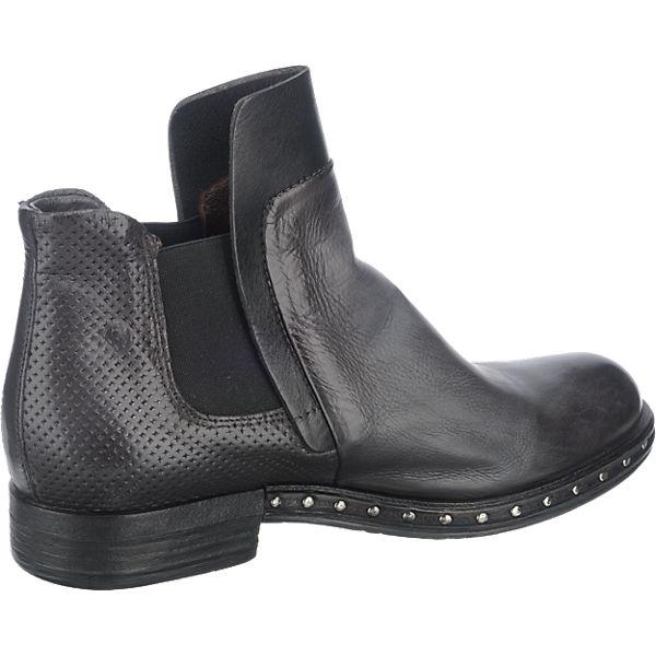 A.S.98, A.S.98 Gute STUDS Stiefeletten, grau  Gute A.S.98 Qualität beliebte Schuhe f092b2