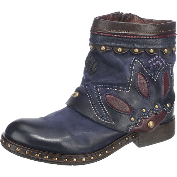 A Stiefeletten STUDS S S 98 blau A 98 wxBUcFqnWT