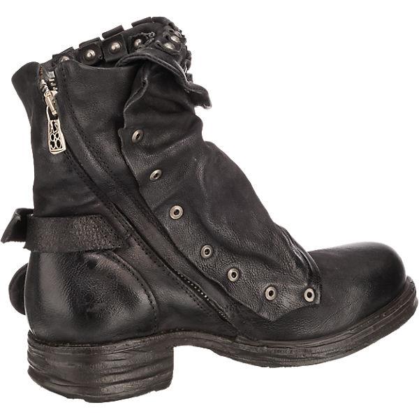A.S.98, A.S.98 beliebte SAINTEC Stiefeletten, schwarz Gute Qualität beliebte A.S.98 Schuhe c125ac