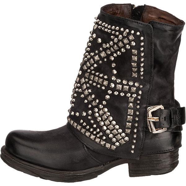 A.S.98, A.S.98 Gute SAINTEC Stiefeletten, schwarz  Gute A.S.98 Qualität beliebte Schuhe d39be5