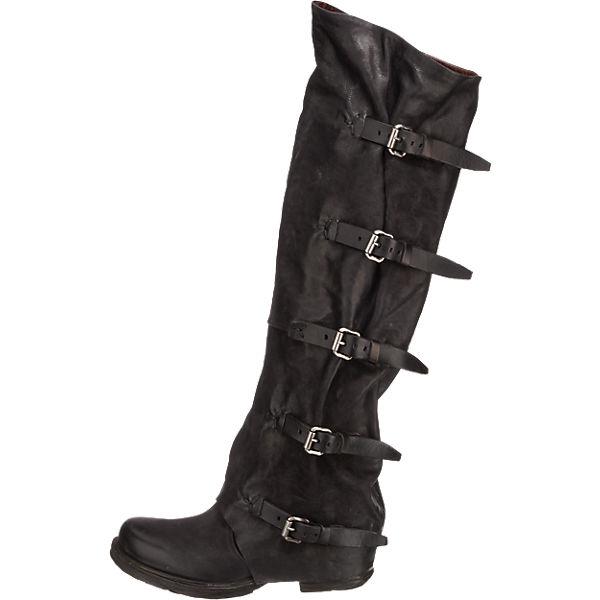 A.S.98, A.S.98  SAINTEC Stiefel, schwarz   A.S.98 773091