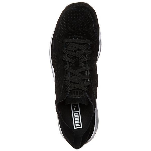 PUMA Sneaker Soft R698 schwarz Puma BtABqw