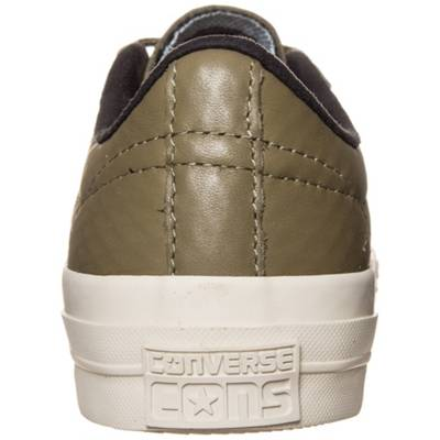 CONVERSE, Converse Cons One Star Leather OX Sneaker, grün