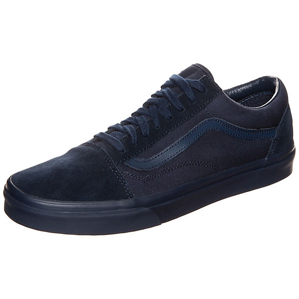 vans vans old skool sneaker blau mirapodo. Black Bedroom Furniture Sets. Home Design Ideas