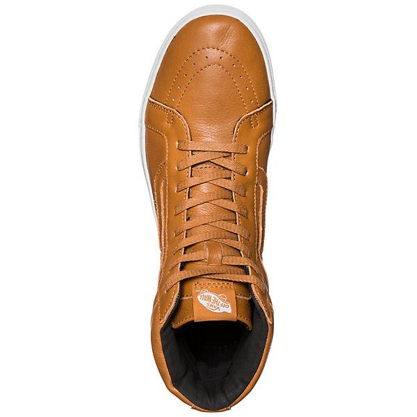VANS Vans Sk8-Hi Cup Leather Sneaker Herren hellbraun