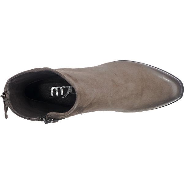 MJUS, Mjus Stiefeletten, grau   grau  5e19a5