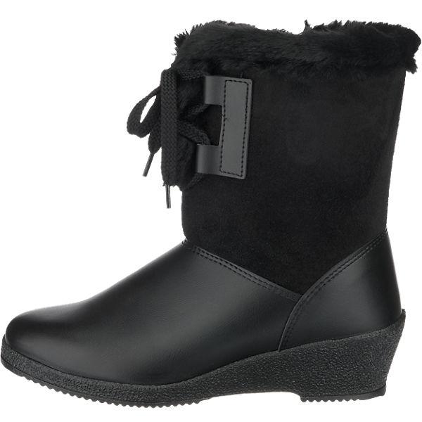 SAMITEX, SAMITEX Stiefel, schwarz schwarz Stiefel,   27a29c