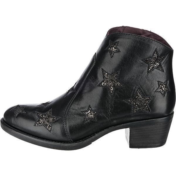 Brako, Brako Gute Vegas Stiefeletten, schwarz-kombi  Gute Brako Qualität beliebte Schuhe 66a1a4