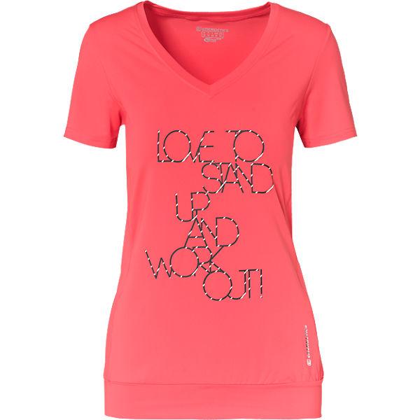 Energetics Gapela T Shirt Energetics T rot IR1rIwqn