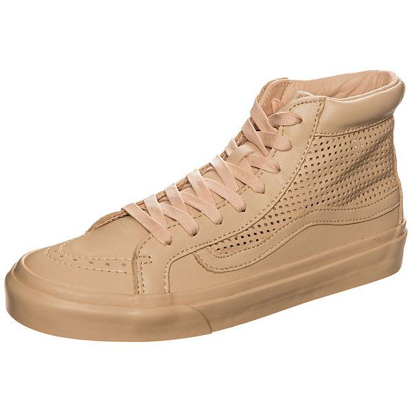 VANS Vans Sk8-Hi Slim Cutout Sneaker beige