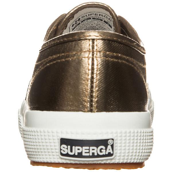 Superga®, Superga 2750 bronze Cotmetu Sneaker, bronze 2750   5eefcf