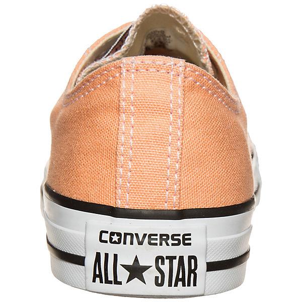 CONVERSE, Converse Chuck Taylor All Star Fresh Colors OX Sneaker, orange