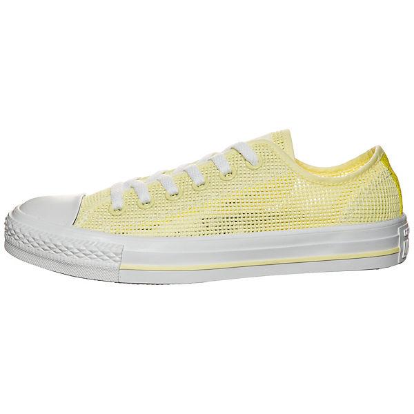 CONVERSE, Converse Chuck Taylor All Star OX Turnschuhe, gelb Schuhe Gute Qualität beliebte Schuhe gelb 9664eb