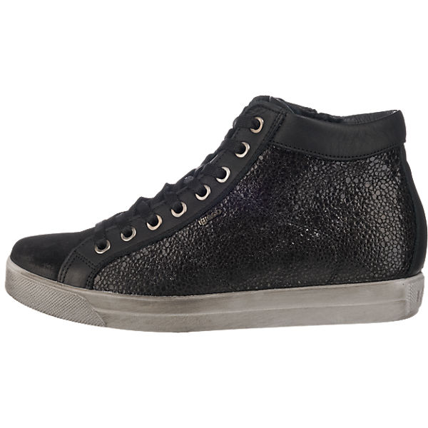 amp; IGI amp; CO CO IGI schwarz Sneakers pdxEd