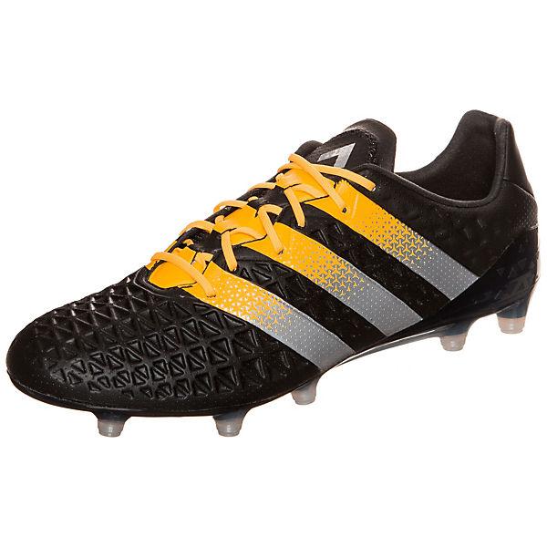 adidas Performance adidas ACE 16.1 FG/AG Fußballschuh schwarz-kombi