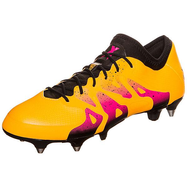 15 adidas 1 kombi gelb SG Fußballschuh Performance adidas X zgTAAv