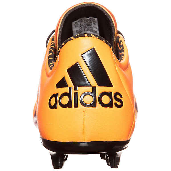 Performance FG adidas 2 orange adidas Leather X AG Fußballschuh 15 aqwwgRdA