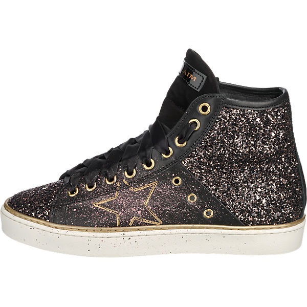 Noclaim, NoClaim Nina Sneakers, schwarz-kombi