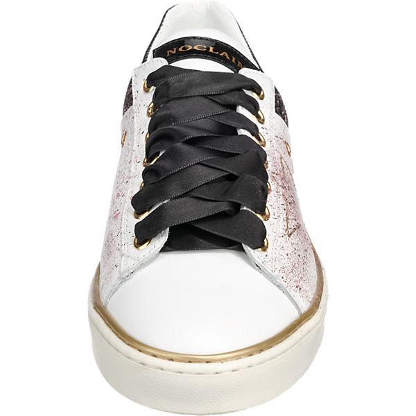 Noclaim NoClaim Zoe Sneakers weiß