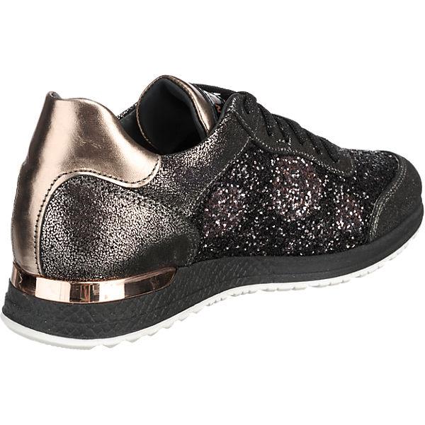 Noclaim, NoClaim Sneakers, Glory Sneakers, NoClaim schwarz-kombi   d4e281