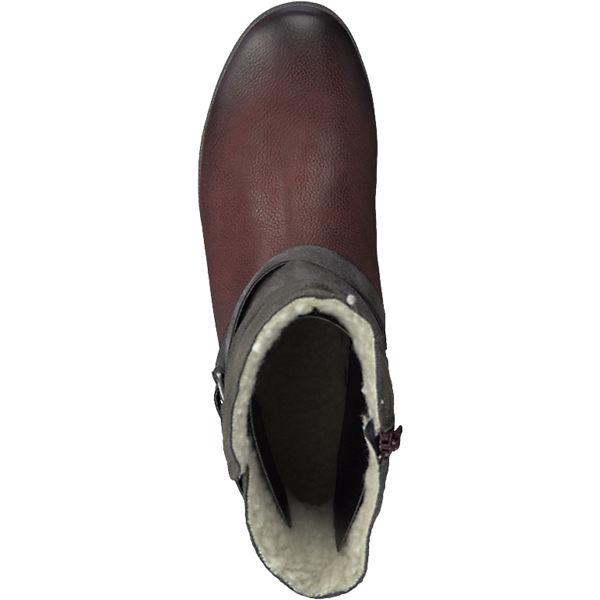 Jana, Gute Jana Stiefeletten, bordeaux  Gute Jana, Qualität beliebte Schuhe 371cdd