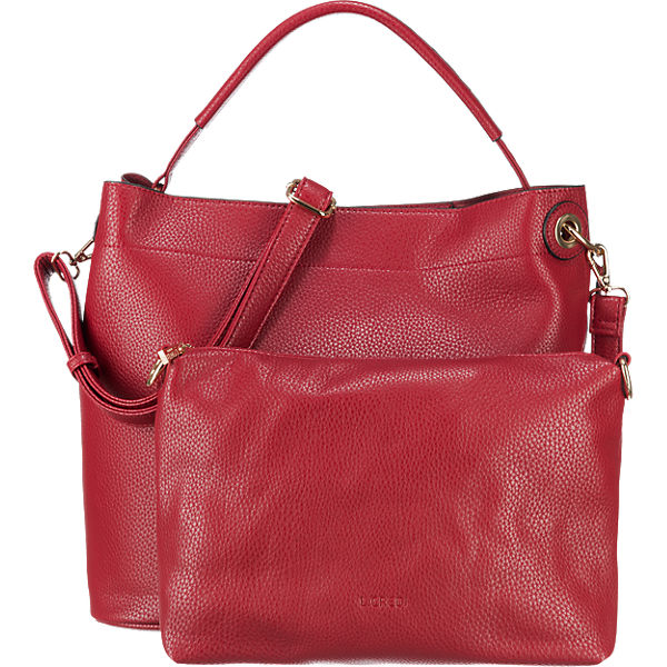 L. Credi Maxima Handtasche rot