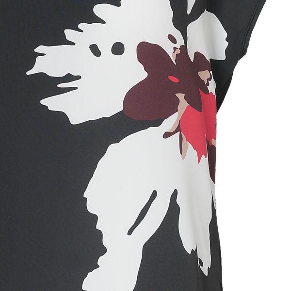 Blusenshirt s LABEL schwarz BLACK Oliver qPtZAPa