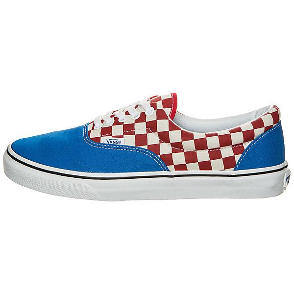 VANS Vans Era 2-Tone Check Sneaker blau-kombi